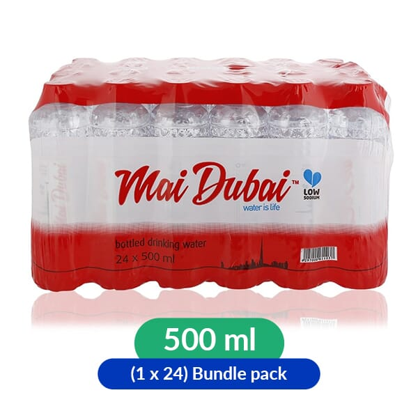 Mai dubai water 500ml x 24