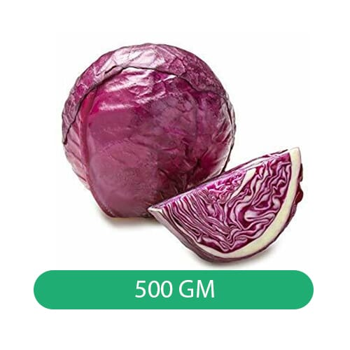 Cabbage Red 500 gm