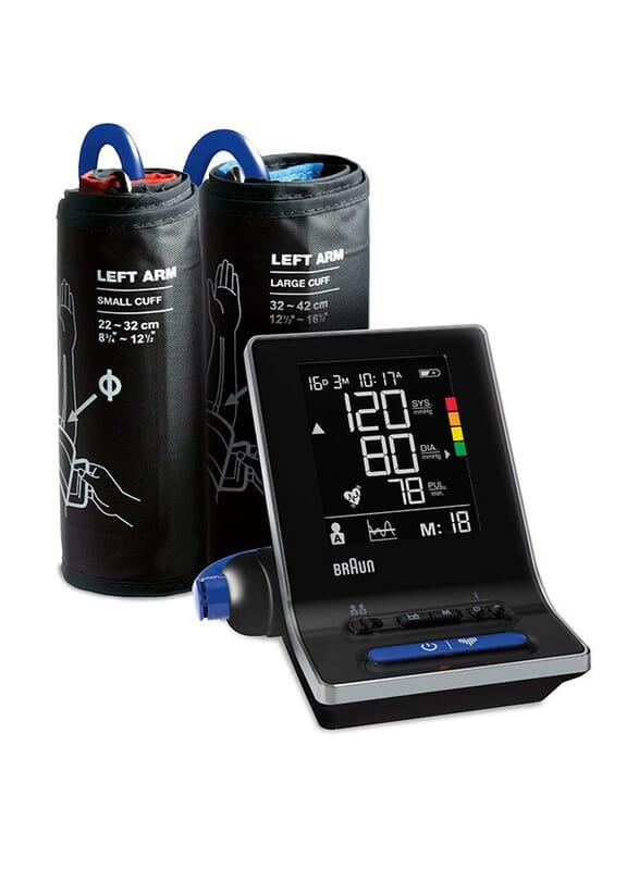 BUA 6350-BRAUN EXACTFIT™ 5 CONNECT UPPER ARM BP MONITOR