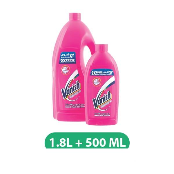 Vanish pink 1.8l+500ml