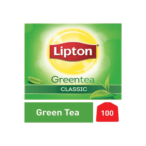 Lipton Green Tea bag 100
